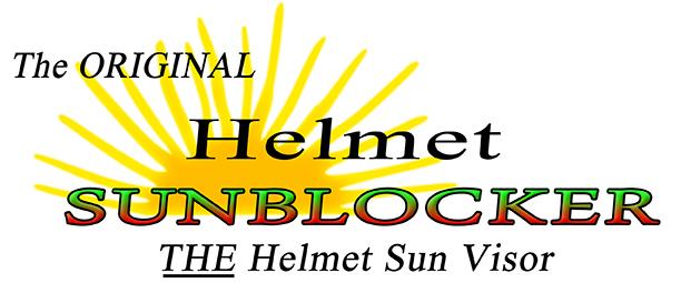 Helmet SunBlocker Logo